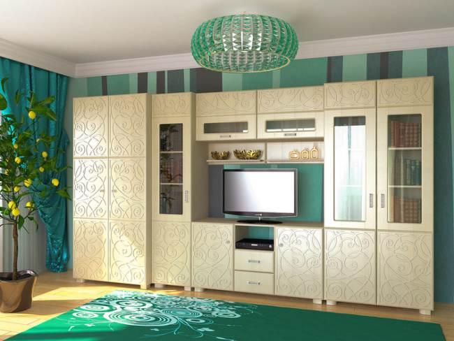 0 лучших идей: гостиная и спальня в одной комнате на фото